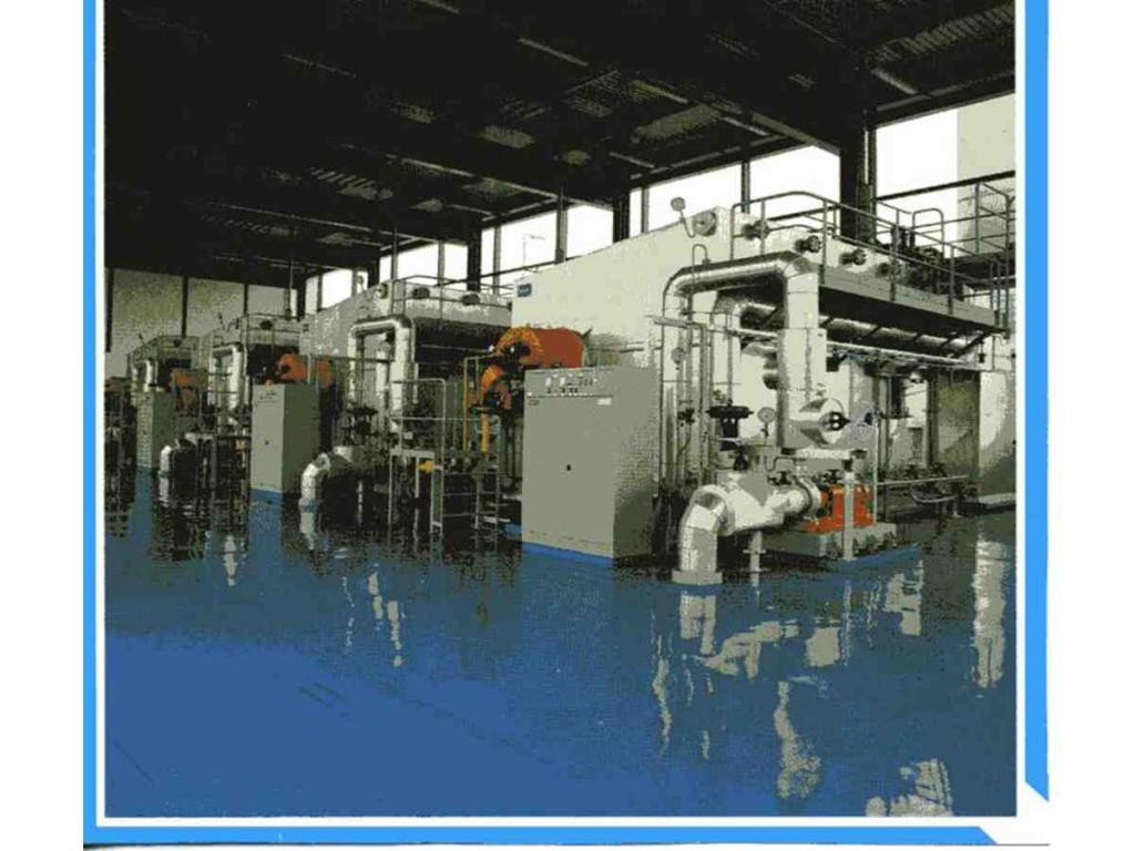 Set of hot water generators