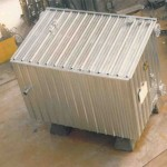 Hot water generator with insulation