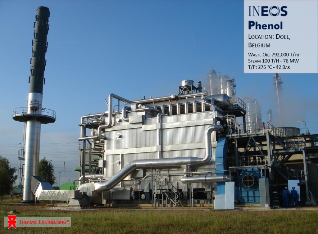 Doel, Belgium - Thermic Engineering