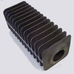 Cast Iron finned tube